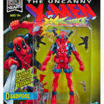 HASBRO MARVEL LEGENDS SERIES 80TH ANNIVERSARY X FORCE DEADPOOL Figure in pck