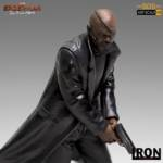Iron Studios Nick Fury 005
