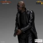 Iron Studios Nick Fury 007