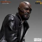 Iron Studios Nick Fury 008