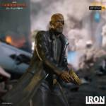 Iron Studios Nick Fury 013
