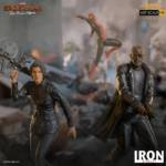 Iron Studios Nick Fury 015