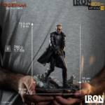Iron Studios Nick Fury 017