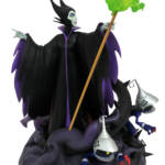 KINGDOM HEARTS 3 GALLERY MALEFICENT PVC STATUE 1