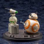 Koto Rise of Skywalker D O and BB 8 001