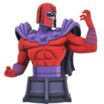 MARVEL ANIMATED MAGNETO BUST 2