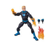 MARVEL FANTASTIC FOUR LEGENDS SERIES 6 INCH HUMAN TORCH Figure