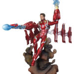 MARVEL GALLERY AVENGERS 3 UNMASKED IRON MAN MK50 DLX PVC FIG 1