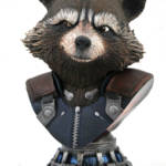 MARVEL LEGENDS IN 3D AVENGERS3 ROCKET RACCOON BUST 1