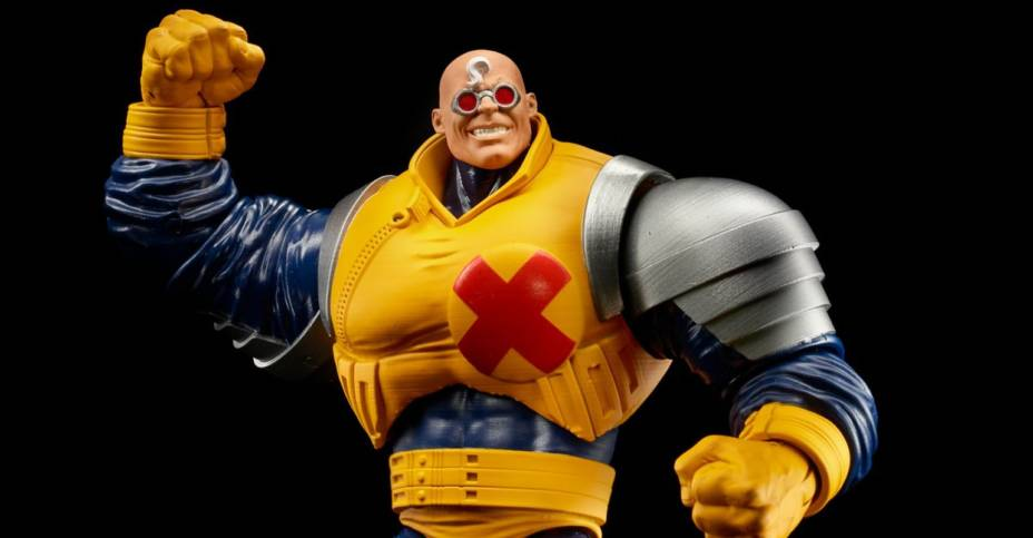 Marvel Legends Strong Guy