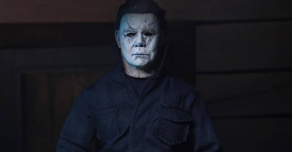 Michael Myers Cloth Figure 004