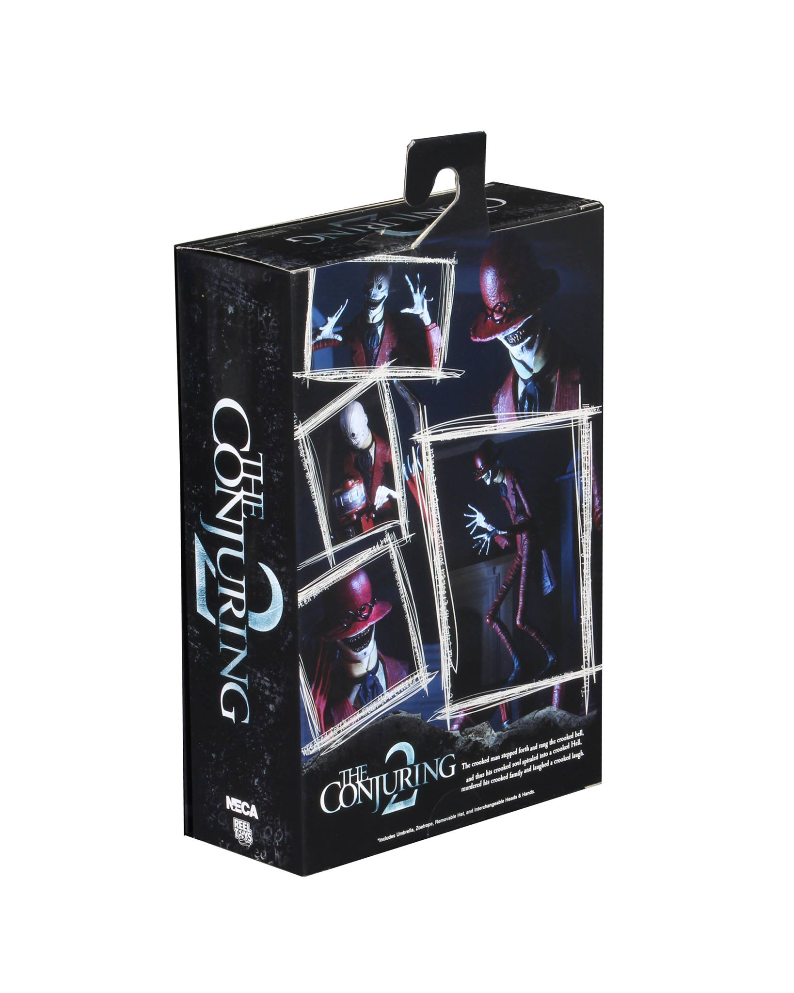 NECA Crooked Man Packaging 003