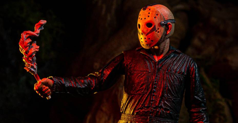 NECA Roy Burns Jason Figure 044