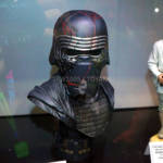 NYCC 2019 Kylo Bust 001