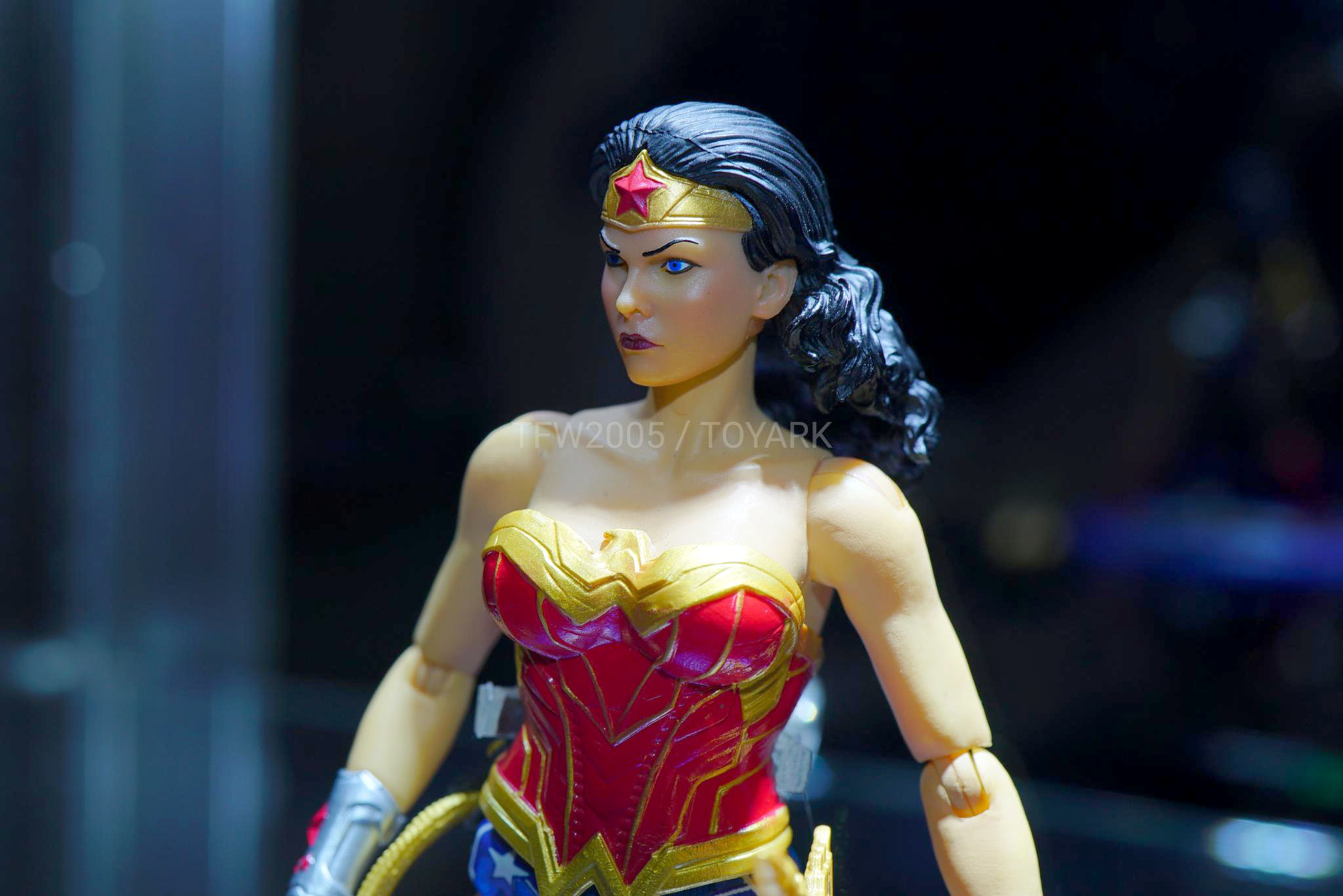 "Crazy Toys DC Wonder Woman 1//6TH Action Figure Figurine 12/"" Collection Statue"