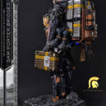 Prime 1 Death Stranding Sam Black Label 004