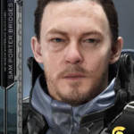 Prime 1 Death Stranding Sam Black Label 018
