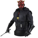 STAR WARS CRIMSON DAWN DARTH MAUL BUST 1