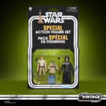STAR WARS THE VINTAGE COLLECTION 3.75 INCH CAVE OF EVIL Figure Set in pck
