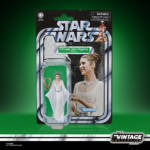STAR WARS THE VINTAGE COLLECTION 3.75 INCH PRINCESS LEIA ORGANA YAVIN Figure in pck