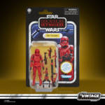 STAR WARS THE VINTAGE COLLECTION 3.75 INCH SITH TROOPER ARMORY PACK in pck