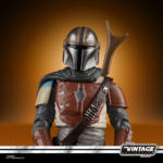 STAR WARS THE VINTAGE COLLECTION 3.75 INCH THE MANDALORIAN Figure oop1