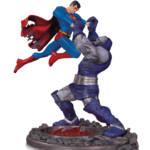 SUPERMAN VS DARKSEID BATTLE STATUE THIRD EDITION