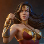 Sideshow Wonder Woman Bust 021