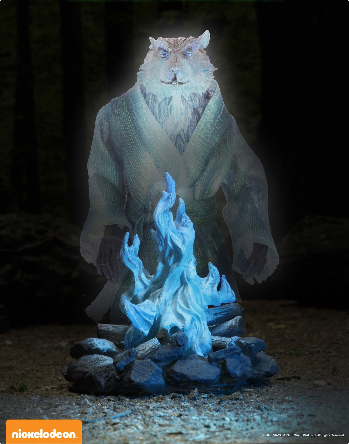 Spirit of Splinter Figure