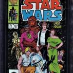 Star Wars 107 CGC 9.4 Stan Lee Signed Last Issue