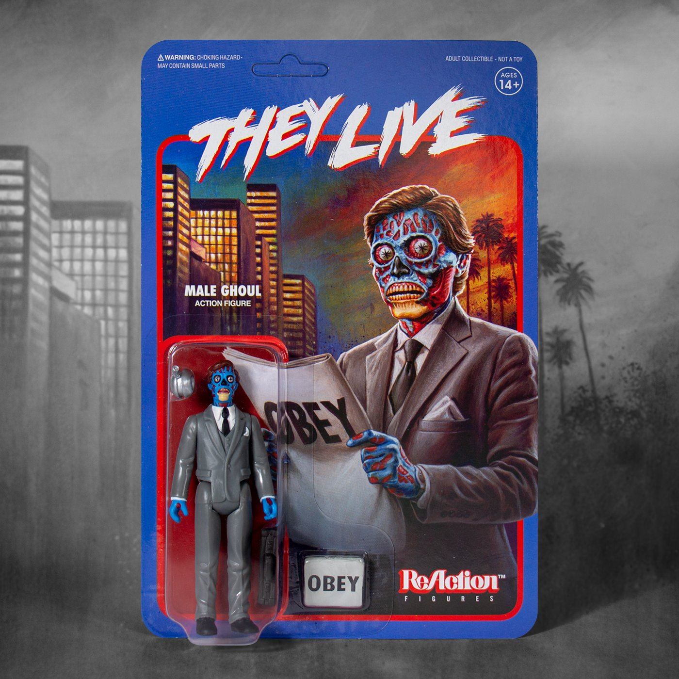Super7 They Live Male Ghoul 1