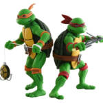 TMNT Mikey and Raph 2 Pack 003