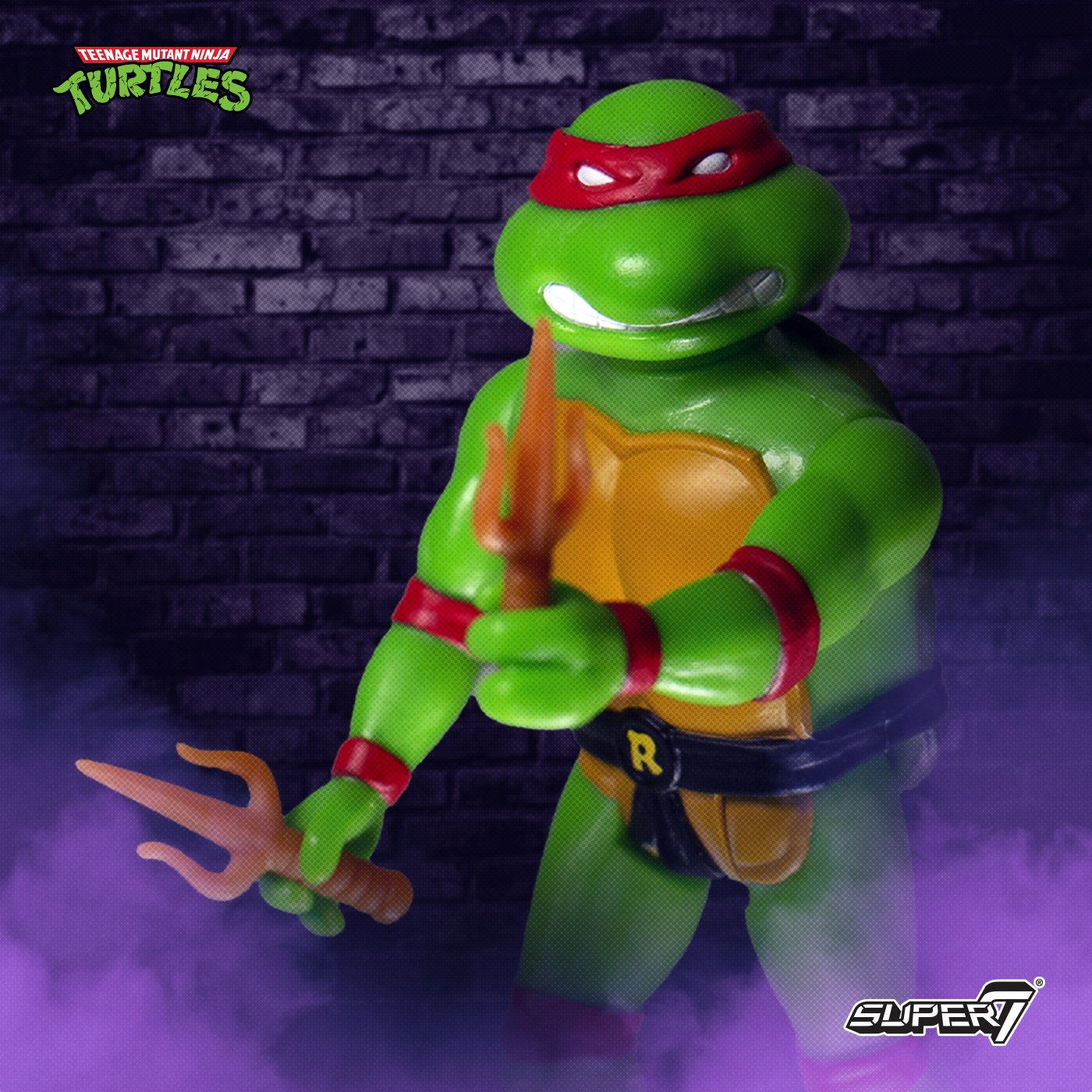 TMNT ReAction Wave 1 Raph