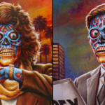 They Live ReAction Figures Banner