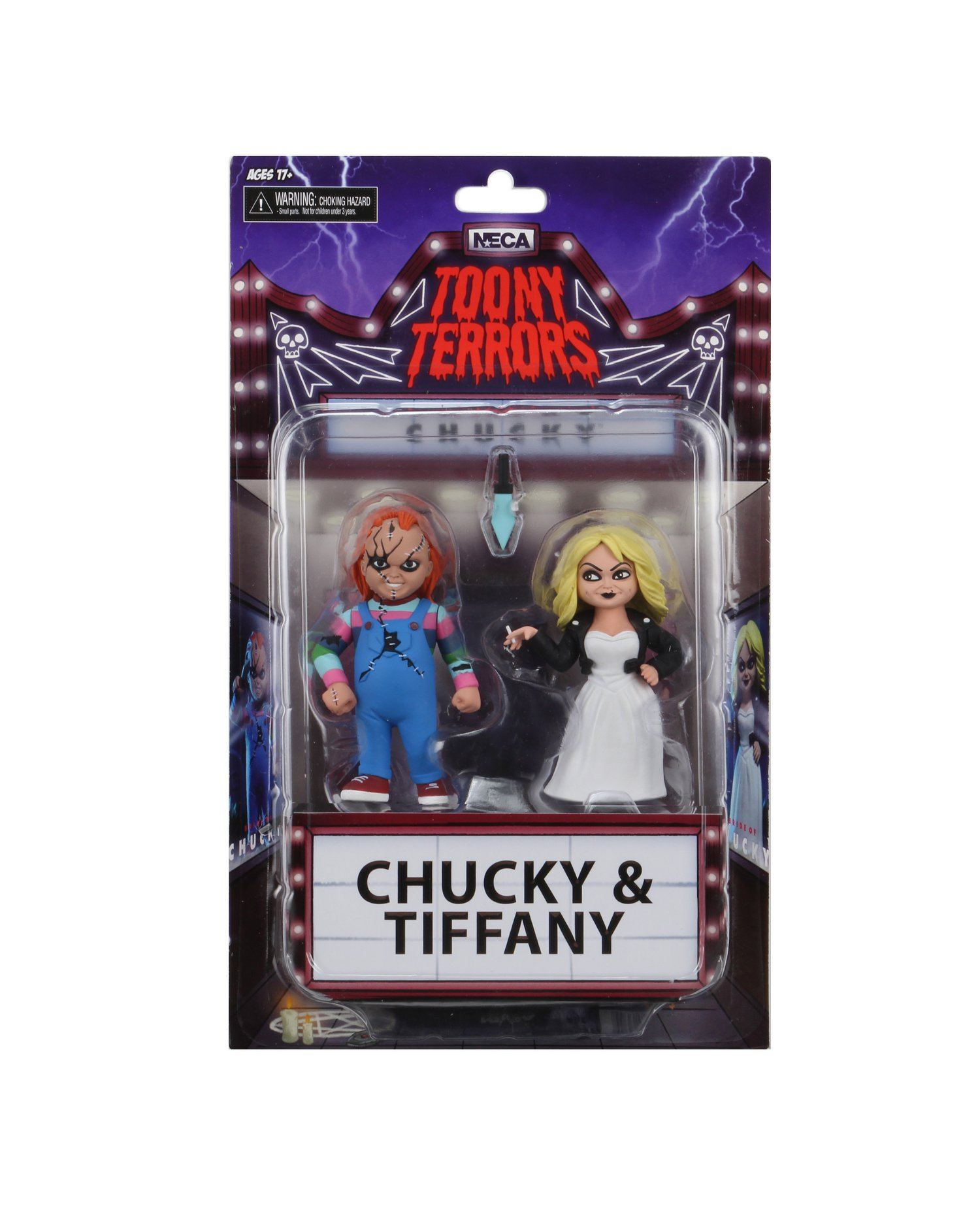 Toony Terrors Bride of Chucky Packaging 1