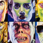 Universal Monsters ReAction Wave 2