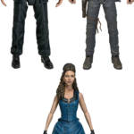 WESTWORLD SELECT SERIES 2 FIGURES