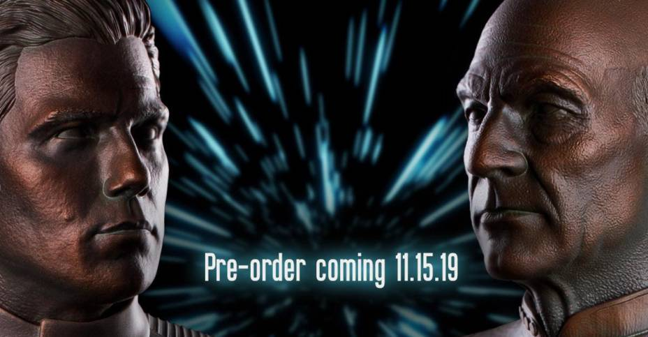 Chronicle Star Trek Busts Preview
