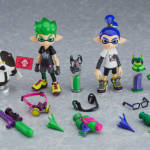 Figma Splatoon Boy DX 012