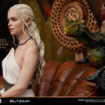 Game of Thrones Daenerys Statue 003