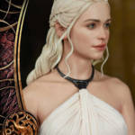Game of Thrones Daenerys Statue 005