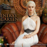 Game of Thrones Daenerys Statue 011