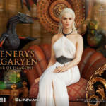 Game of Thrones Daenerys Statue 012