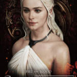 Game of Thrones Daenerys Statue 013