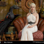 Game of Thrones Daenerys Statue 014
