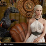Game of Thrones Daenerys Statue 015