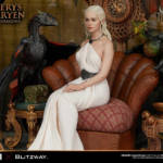 Game of Thrones Daenerys Statue 016