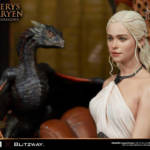 Game of Thrones Daenerys Statue 021