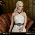 Game of Thrones Daenerys Statue 024