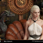 Game of Thrones Daenerys Statue 030